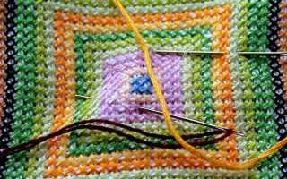 Как научиться вышивать крестиком: пошагово для начинающих