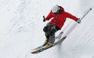 Как быстро научиться ездить на лыжах