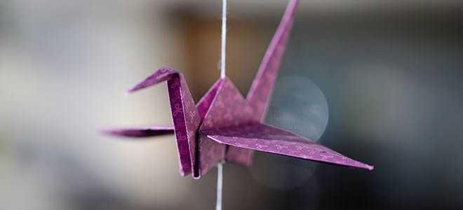 Как научиться делать красивые оригами