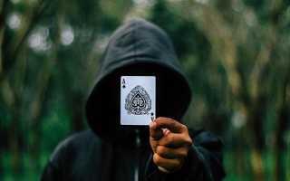Как научиться кидать карты