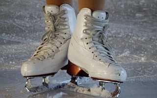 Как быстро научиться кататься на коньках