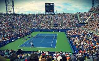 Как правильно играть в большой теннис новичку