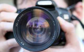 Как правильно и красиво фотографировать
