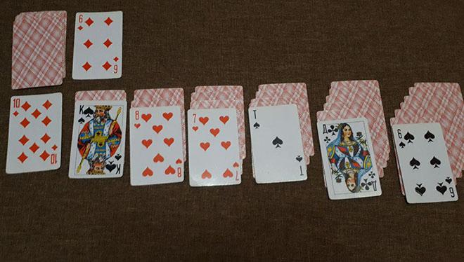 пасьянс на картах играть карт 36 как в