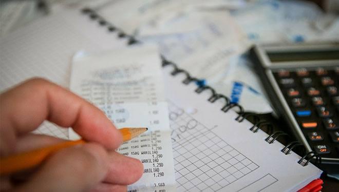 анализ своих расходов