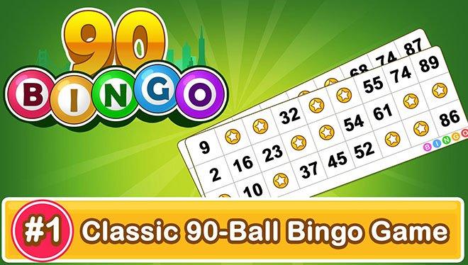 карточки для бинго 90