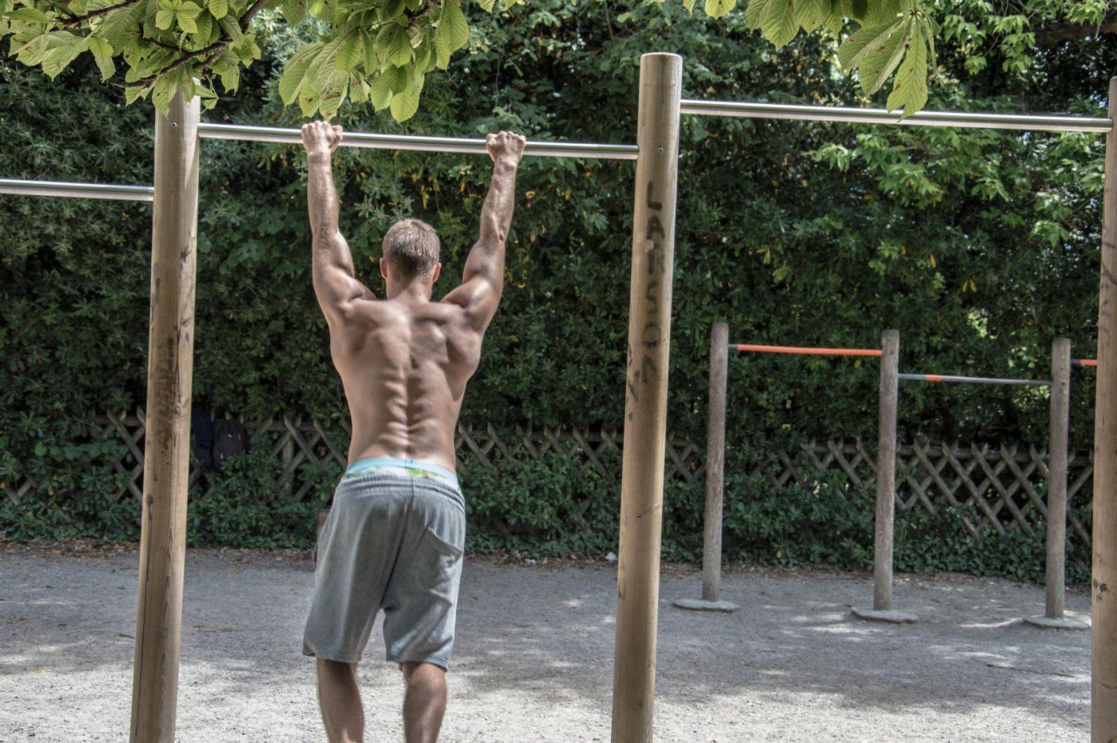 Слабые мышцы