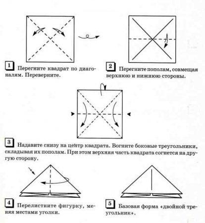 БФ двойной треугольник