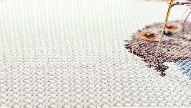 канва ткань для рукоделия