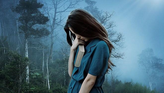 девушка грусть тоска одиночество