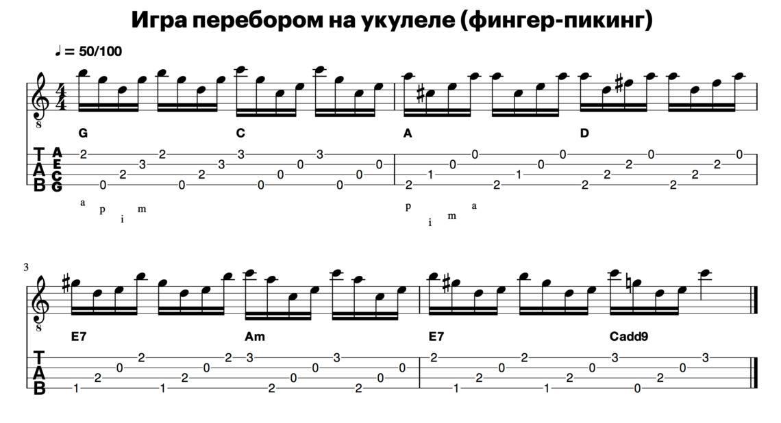 kak-igrat-pereborom-na-ukulele