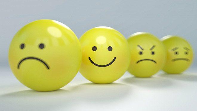 шарики с эмоциями