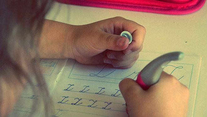 прописи для почерка