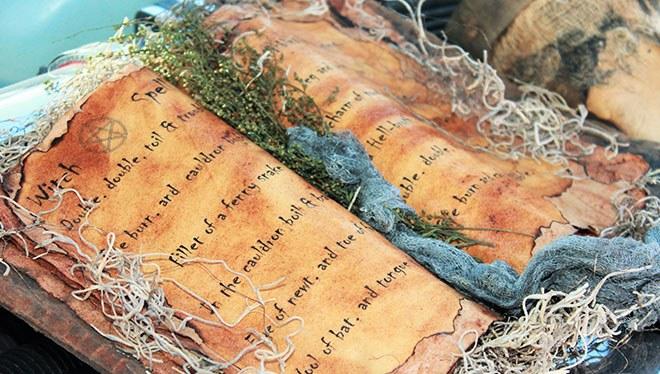 магическая книга