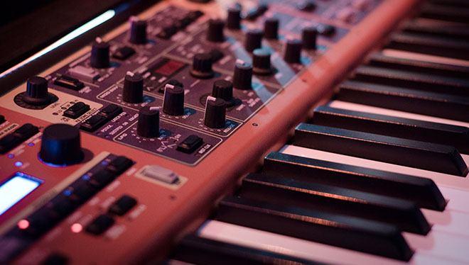 настройки синтезатора