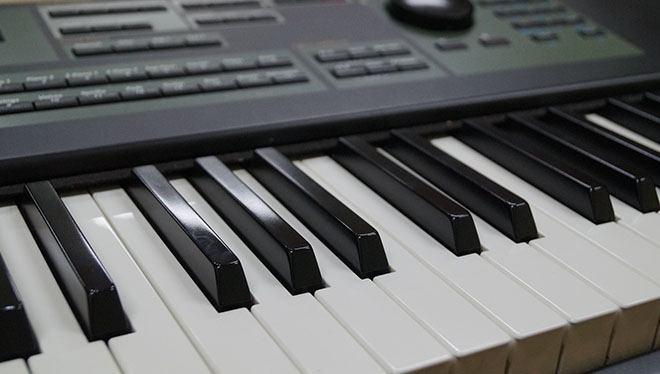 синтезатор клавиши